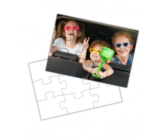 9 pieces puzzles High Quality (26,5 x 19 cm)