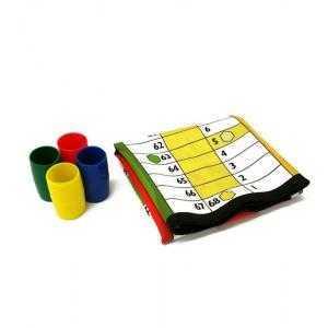Tapete para juegos de mesa (fichas no incluidas)
