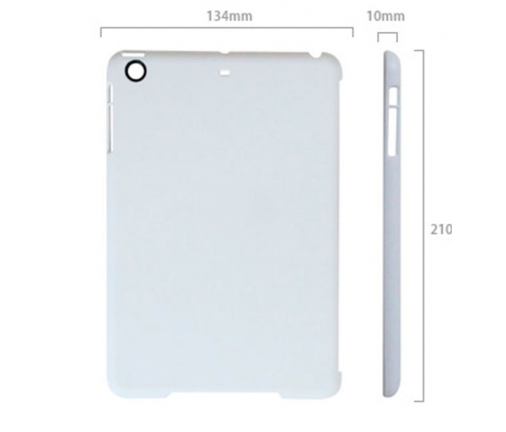 3D high quality Polyamide cases for iPad Mini 2