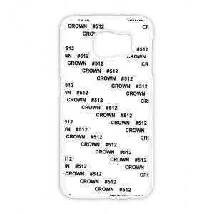 Coques 2D flexibles pour Samsung Galaxy S6