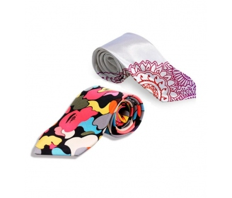 Tie for sublimation