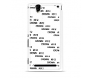 2D PC Cases for Sony Xperia T2